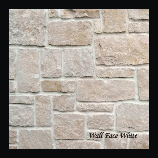 Obklad Wall Face White